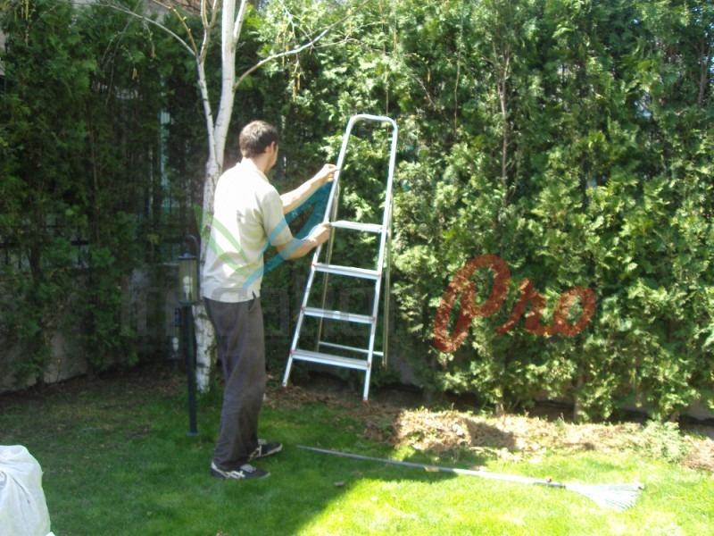 градинарски улуги