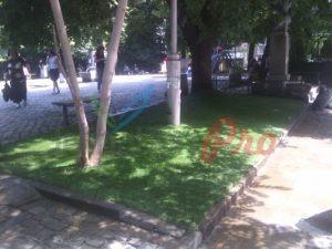 """Тревен чим на бар """"Паваж"""" на ул. Солунска"""