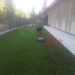 подготовка на зелени площи за пролетта