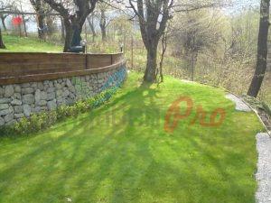 Озеленяване и поливна система в Бойковец
