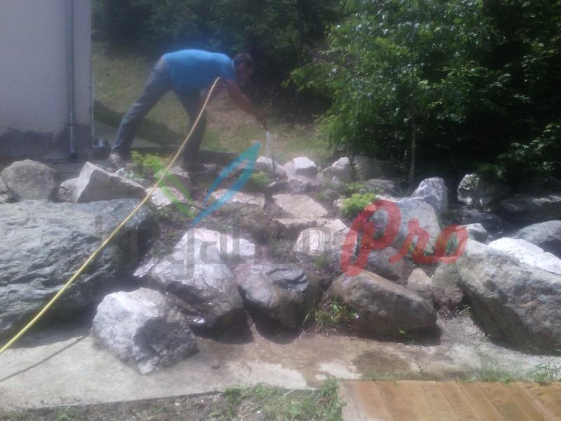 озеленяване и почистване на двор и градина